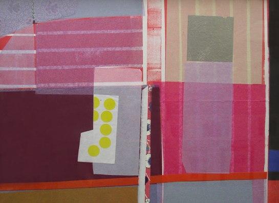 submerge, 2011, Collage, 19