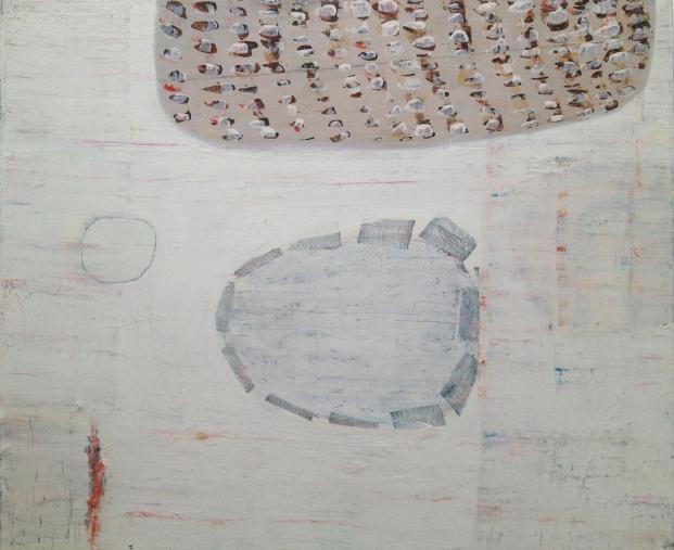 pebbles, 2013, mixed media, 20