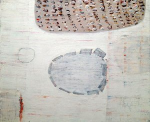 pebbles - oil on canvas