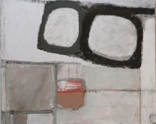 wood blocks, 2013, mixed media, 20