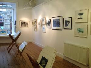 The Poly Print Exhibition, Falmouth