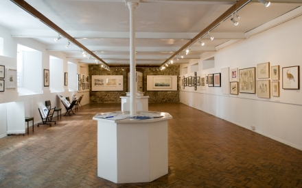 Crypt Gallery St Ives