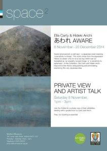 'Aware' Poster