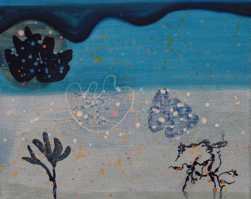 seashore (60 x 48cm)